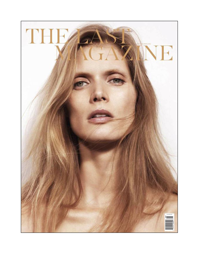 The Last Magazine SS 2012 Malgosia Bela by Josh Olins