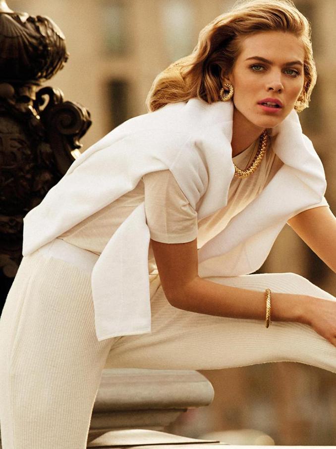 Maritza Veer by Alvaro Beamud Cortes for Vogue Mexico April 2015